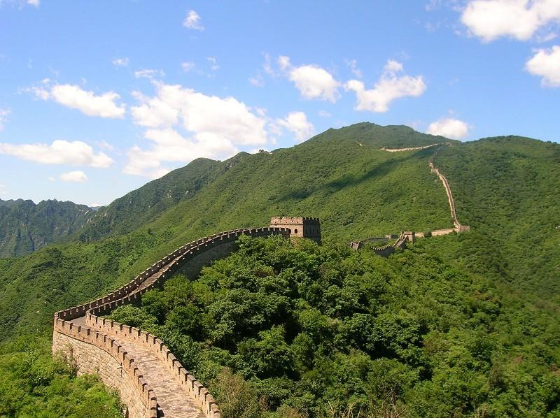 3 melhores atrações turísticas da China
