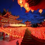 Festas culturais chinesas imperdíveis