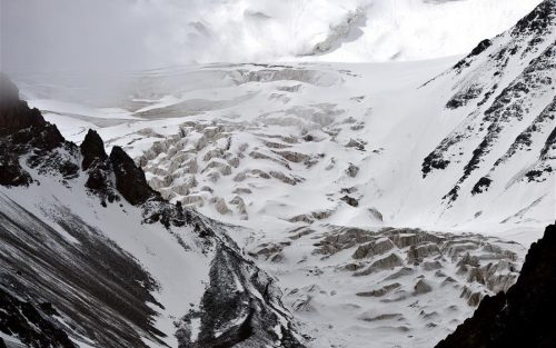 A elevada altitude no território o torna bastante frio