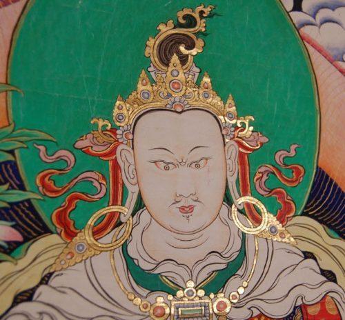 pontos turísticos tibetanos
