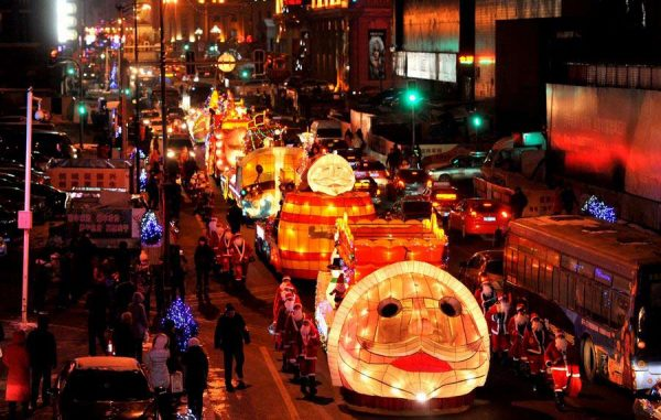 Natal na China