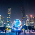 Cantão: cidade global e a terceira maior da China