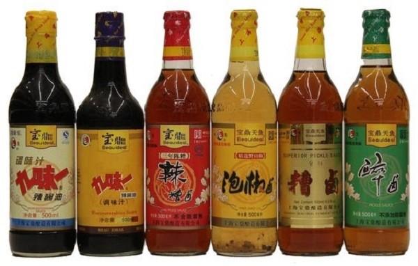 bebidas chinesas