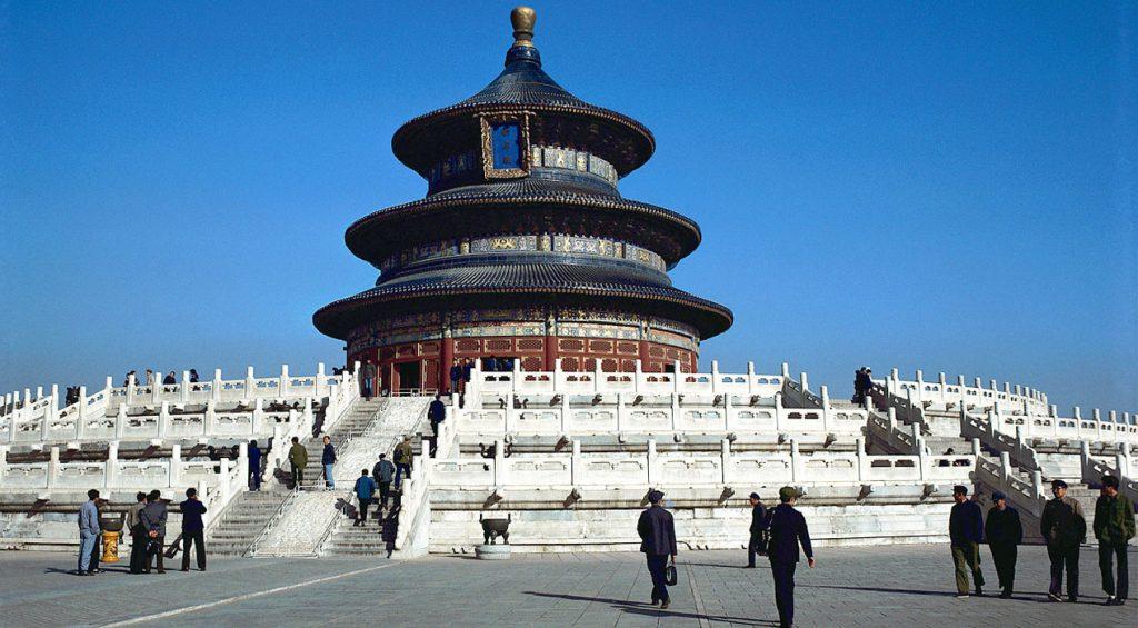 Uma boa razão para visitar a China é dar uma passada pelo Templo do Céu