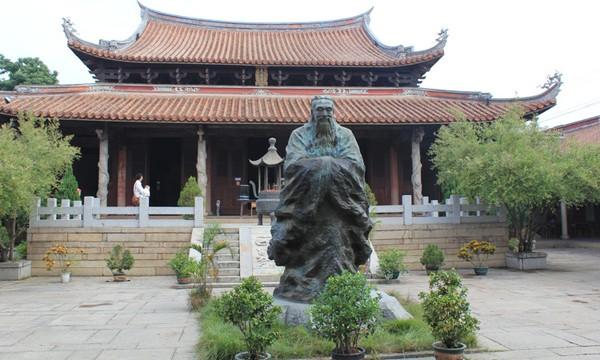 Shandong se destaca por suas homenagens a Confúcio