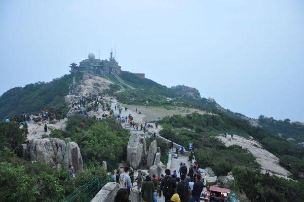 Monte Tai é um patrimônio mundial da humanidade