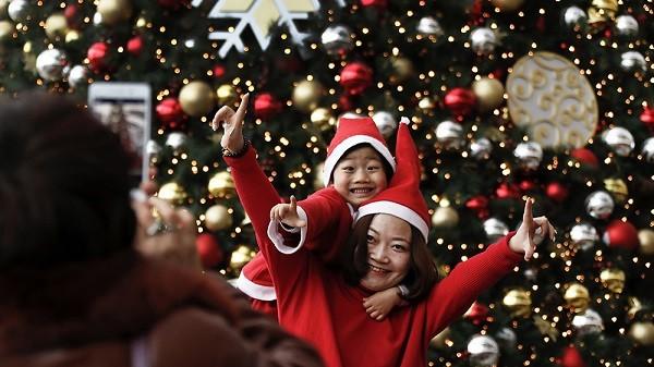 eventos na china