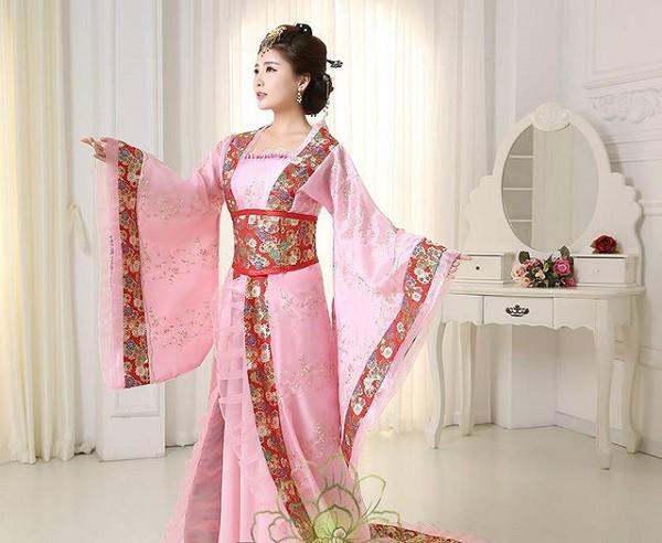vestimentas chinesas 1