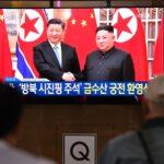 Encontro diplomático histórico