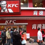 Existe fast-food na China?