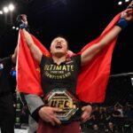 China tem sua primeira campeã no UFC