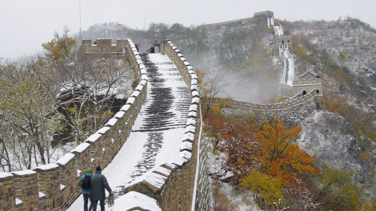 china inverno