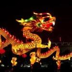 História da China inspira desfile de escola de samba